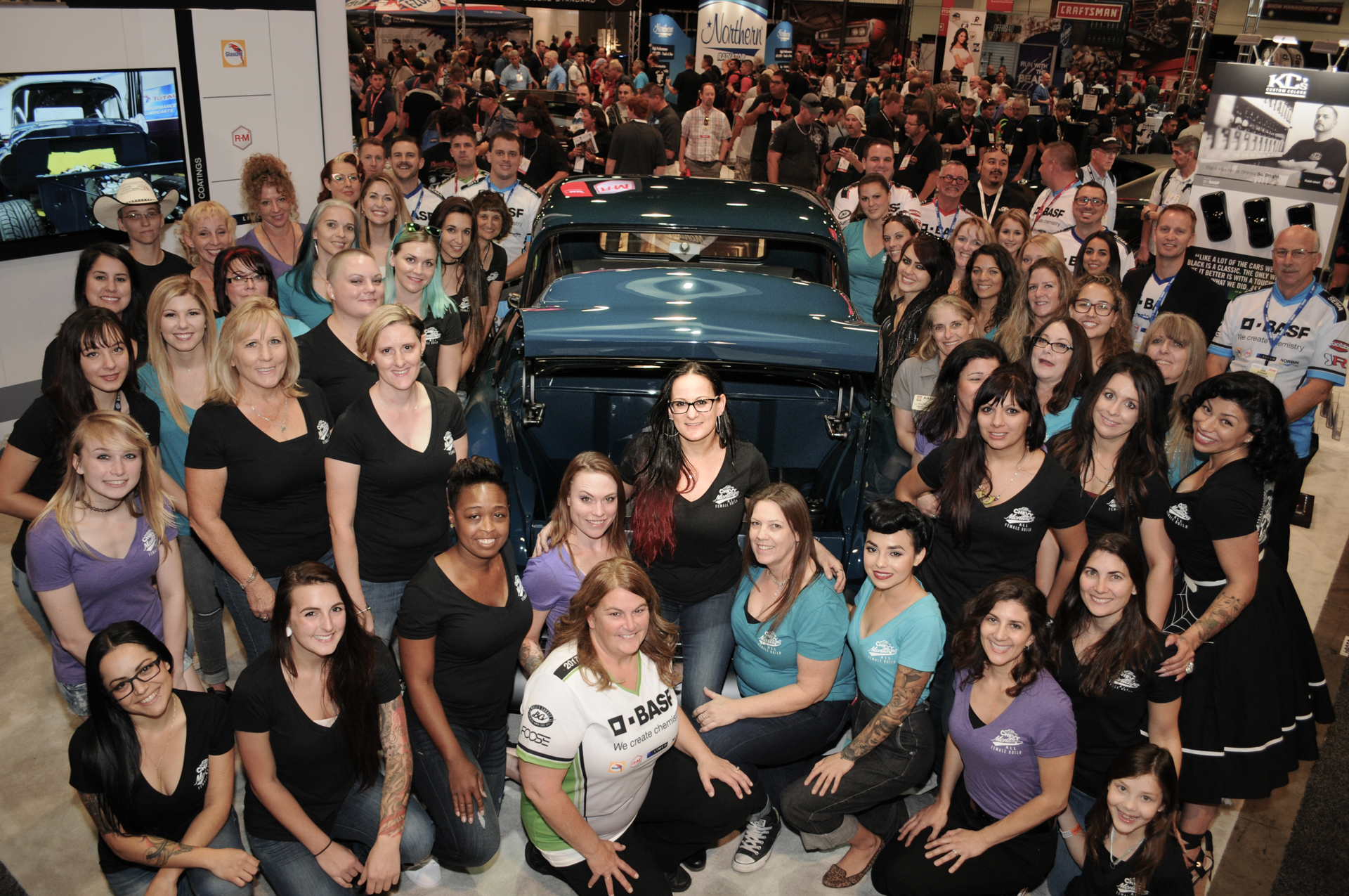 CELEBRATING WOMEN IN THE TRADES